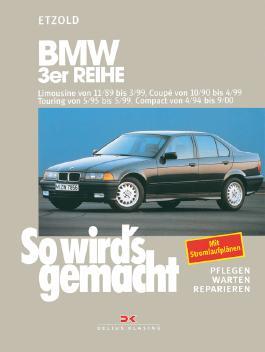 BMW 3er Reihe Limousine von 11/89 bis 3/99