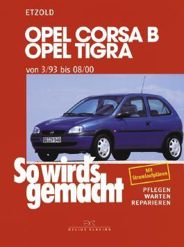 Opel Corsa B/Tigra 3/93 bis 8/00