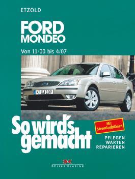 Ford Mondeo von 11/00 bis 4/07