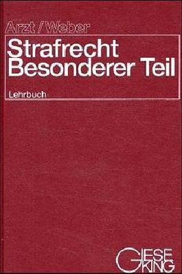 Strafrecht Besonderer Teil, Lehrbuch