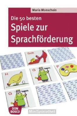 Die 50 besten Spiele zur Sprachförderung
