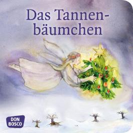 Das Tannenbäumchen. Mini-Bilderbuch