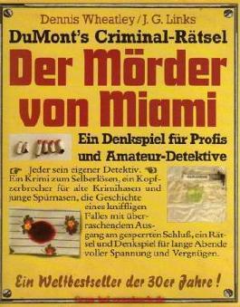 DuMonts Criminal- Rätsel: Der Mörder von Miami