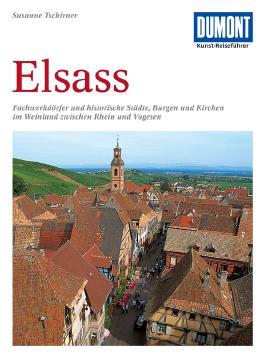 DuMont Kunst-Reiseführer Elsass