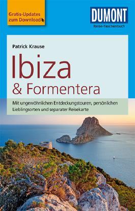 DuMont Reise-Taschenbuch Reiseführer Ibiza & Formentera