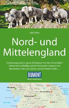 DuMont Reise-Handbuch Reiseführer Nord-und Mittelengland