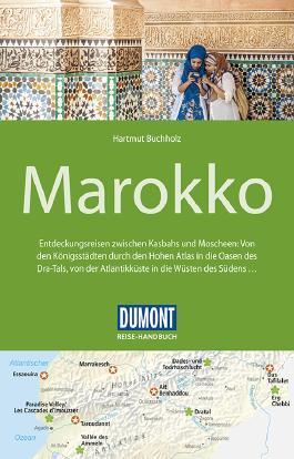 DuMont Reise-Handbuch Reiseführer Marokko