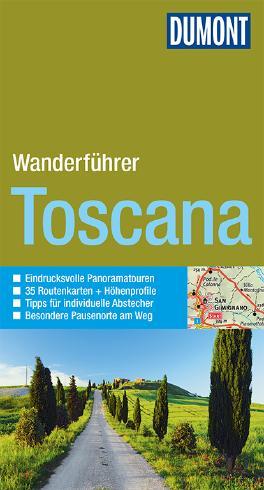 DuMont Wanderführer Toscana