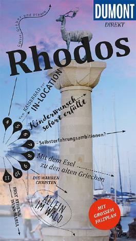 DuMont direkt Reiseführer Rhodos