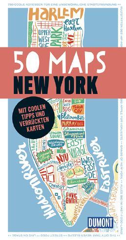 50 Maps New York (DuMont Reiseführer)