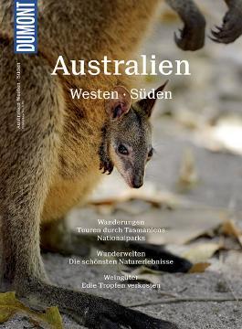 DuMont Bildatlas Australien Westen, Süden, Tasmanien