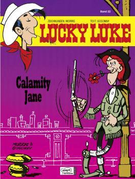 Lucky Luke 22 Calamity Jane