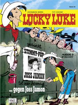 Lucky Luke 24 Lucky Luke gegen Joss Jamon