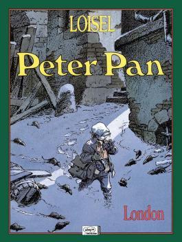 Peter Pan 01 London