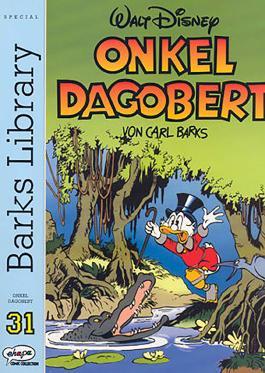 Barks Library Special Onkel Dagobert 31