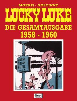Lucky Luke, Die Gesamtausgabe, 1958-1960
