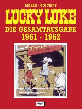 Lucky Luke, Die Gesamtausgabe, 1961-1962