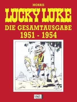 Lucky Luke, Die Gesamtausgabe, 1951-1954