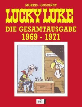 Lucky Luke, Die Gesamtausgabe, 1969-1971