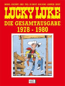 Lucky Luke Gesamtausgabe 1978-1980