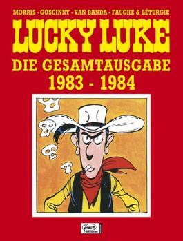Lucky Luke: Gesamtausgabe 1983-1984