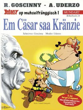 Asterix Mundart Moselfränkisch I