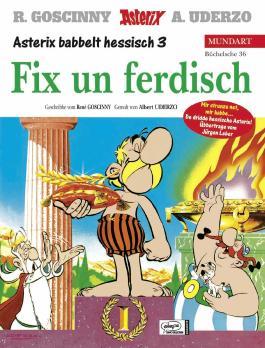 Asterix Mundart Hessisch III