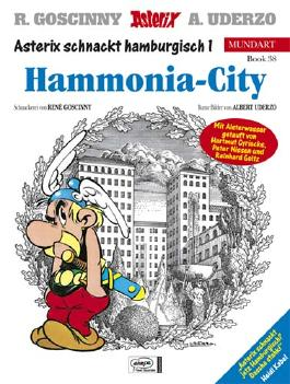 Asterix Mundart Hamburgisch I