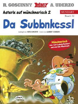 Asterix Mundart Münchnerisch II