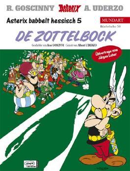 Asterix Mundart Hessisch V