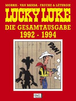 Lucky Luke, Gesamtausgabe 1992-1994