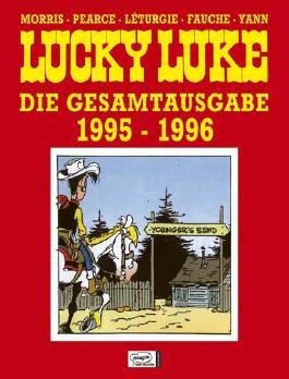 Lucky Luke, Gesamtausgabe 1995-1996. Bd.22