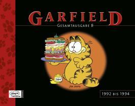Garfield Gesamtausgabe 08