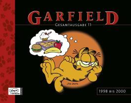Garfield Gesamtausgabe 11