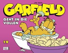 Garfield geht in die Vollen
