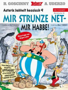 Asterix Mundart Hessisch IX