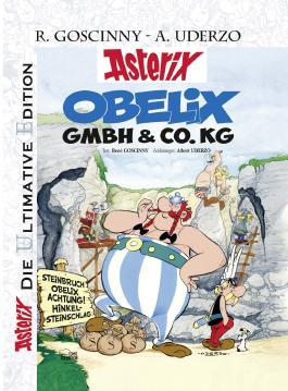 Die ultimative Asterix Edition 23
