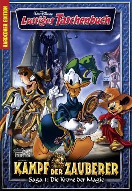 Lustiges Taschenbuch - Kampf der Zauberer Saga 01