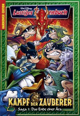 Lustiges Taschenbuch - Kampf der Zauberer Saga 03