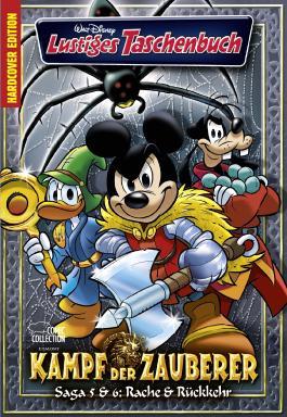 Lustiges Taschenbuch - Kampf der Zauberer Saga 5 & 6
