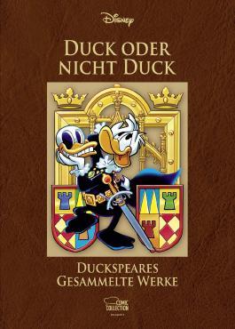 Duck oder nicht Duck – Duckspeares gesammelte Werke