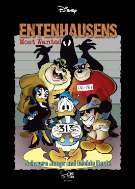 Entenhausens Most Wanted