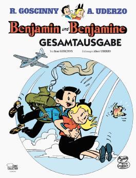 Benjamin und Benjamine Gesamtausgabe