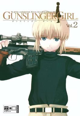 Gunslinger Girl 02