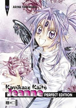 Kamikaze Kaito Jeanne - Perfect Edition 04