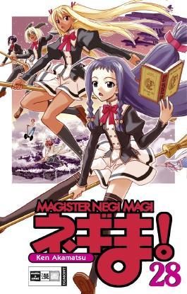Negima! Magister Negi Magi 28