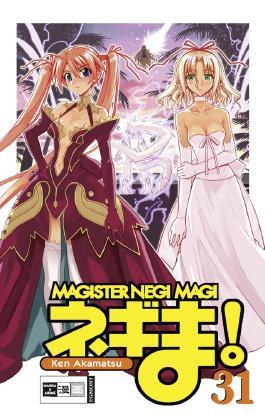 Negima! Magister Negi Magi 31