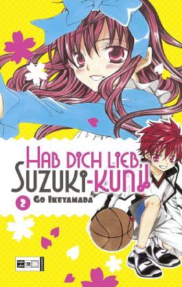 Hab Dich lieb, Suzuki-kun!! 02