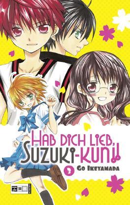 Hab Dich lieb, Suzuki-kun!! 03