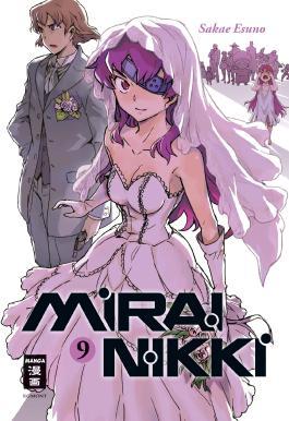 Mirai Nikki 09